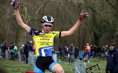 Cyclo cross VTT UFOLEP de Rouvroy ( Minimes – Cadets et Féminines )