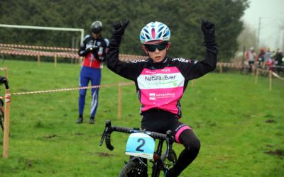 Cyclo cross VTT UFOLEP d'Hornaing ( Ecoles de cyclisme )