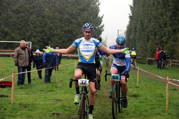 Cyclo cross VTT UFOLEP d'Hornaing ( 1ère, 2ème et 3ème cat )