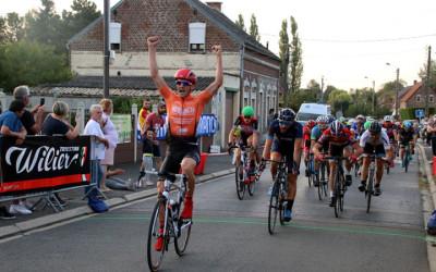1ER Critérium cycliste UFOLEP de Saulzoir ( 3ème, 4ème catégorie et cadets )