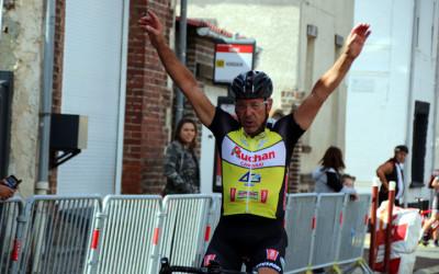 Grand Prix cycliste UFOLEP de Lieu St Amand ( 2ème, 4ème cat et Féminines )