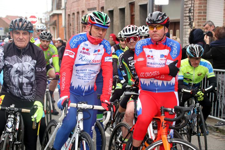 Présentation du 22ème Prix cycliste UFOLEP d'Orchies