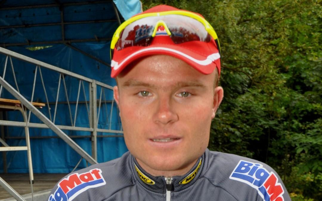 Rencontre avec Fabien Bacquet ( Ancien coureur cycliste Profesionnel )