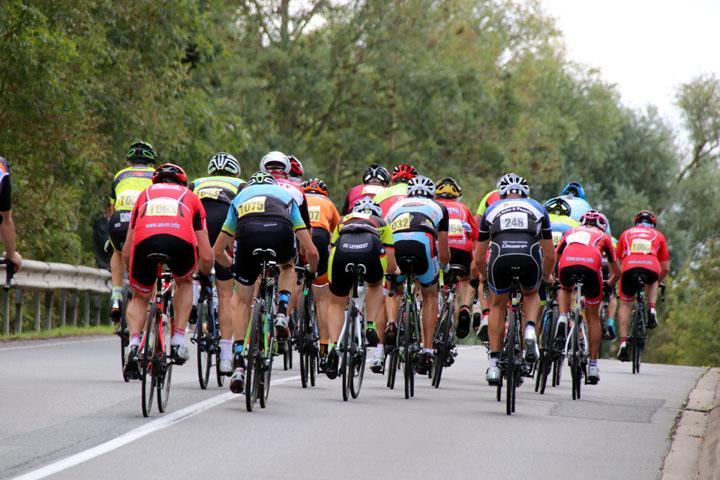 Présentation du Grand Prix cycliste FSGT de Maresches