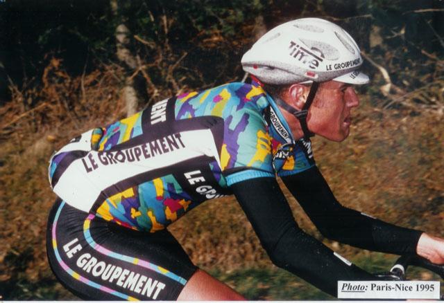 Rencontre avec Laurent Davion ( Ancien coureur Pro )