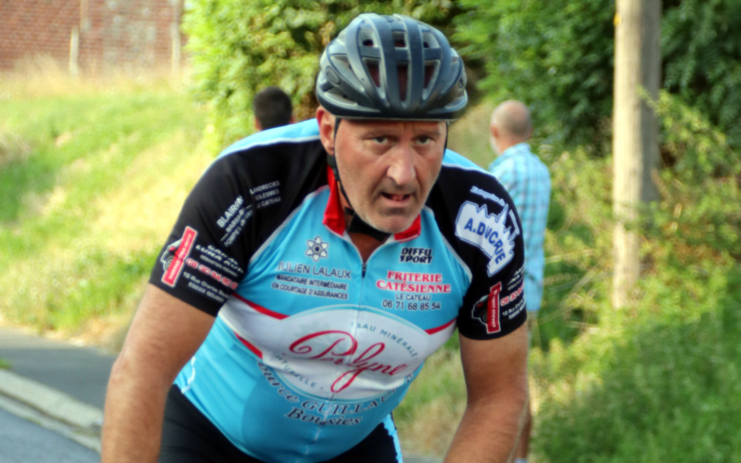 Rencontre avec Gilles Jakiela ( Team Bousies )