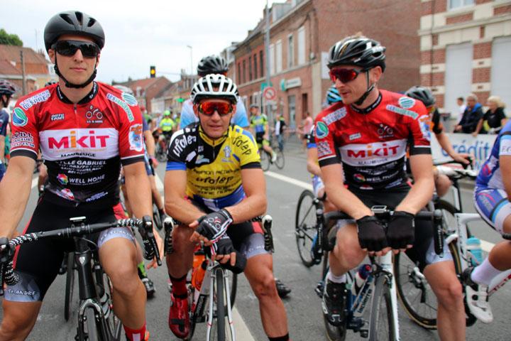 Présentation du Grand Prix cycliste UFOLEP de Saint André