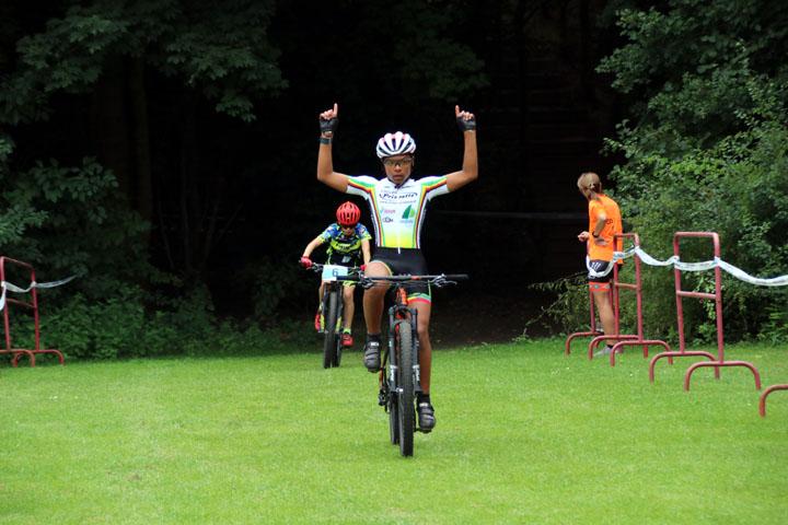 Championnat du Nord VTT UFOLEP de Solesmes ( Ecoles de vélo )