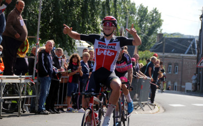 Grand Prix cycliste FFC 1.12.1 de St Souplet