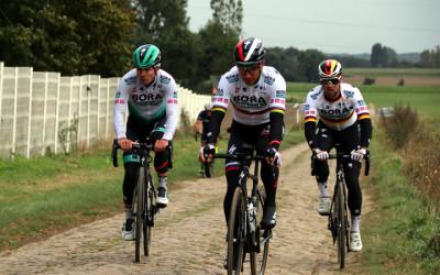 Reconnaissance Paris Roubaix 2021 ( Secteur Mons en Pévèle )