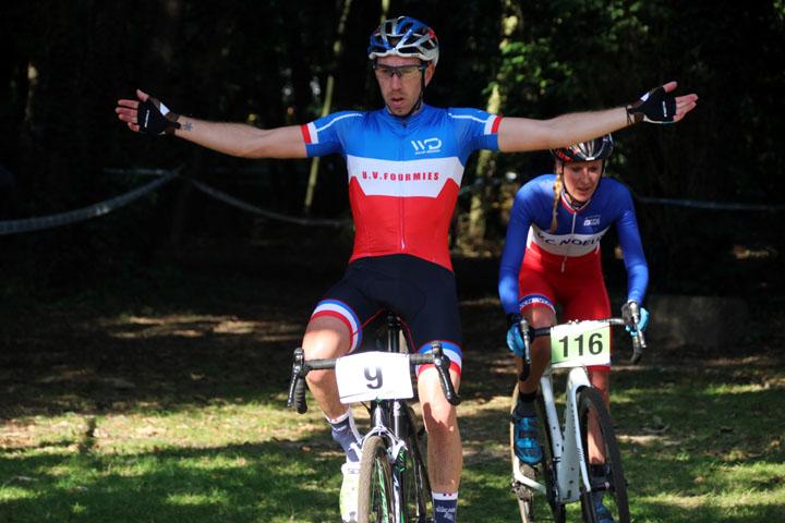 1er Cyclo cross VTT UFOLEP de Bailleul ( 1ère, 2ème et 3ème cat )